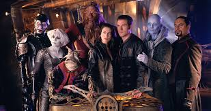 Watch Halloween Wars Full Episodes by Syfy Watch Full Episodes 22 Great Sci Fi Series You Can Stream