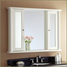 Broan Medicine Cabinet Canada by Cabinet Lighting Top Medicine Cabinet With Mirror And Lights