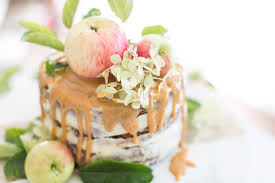 Caramel Apple Cake 2