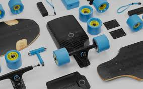 100 Parts Of A Skateboard Truck The Electric Drive That Fits Under Any