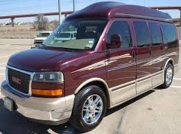 2005 GMC Savana Regency Brougham Ultra Conversion Van US 1499900