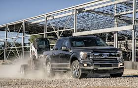 2018 Ford F-150: Pickup Best-seller Gets Tow And Mpg Boost - SlashGear