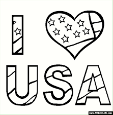 Full Size Of Coloring Pagesdecorative 4th July Pages Lovely 13 On Line