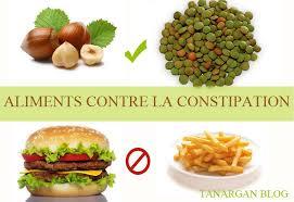 plus de 70 aliments contre la constipation