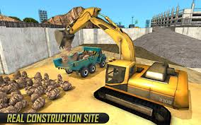 Simplified Pictures Of Construction Trucks Different Types Royalty ...