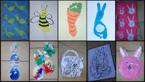 9 EASTER CRAFTS FOR TODDLERS KIDS