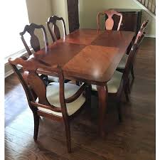 Thomasville Dining Room Set Home And Furniture Various In Wonderful Com Sets 1970 Table