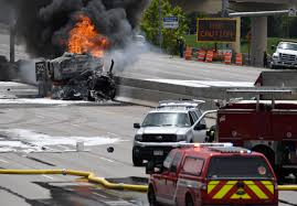 Tanker Fire That Shut Down I-25 Cost More Than $500,000 In Waived E ... Anthem Insulation Truck Fire Tanker Truck Driver Dies After Explosion Causes 3alarm Fire Near Many Feared Dead In Lagos Petrol Tanker Nigeria The Three Injured Gnville Daily Gazette Incredible Moment Gas Accident Turns Highway Into A Raging Gas Explodes On Freeway No Injuries Wtop Invesgation Continues Speedway Spill That Caused Italian 2 Scores Hurt Pueblo Massive Oil Downs Power Lines Long Island 3 Killed Dozens Bologna Cnn Video Explosion At Station In Ghanas Capital Kills Dozens Huffpost