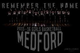 Medford Wisconsin MASH High School Basketball Sports Posters