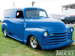 100 1948 Chevy Panel Truck Salvage 1957