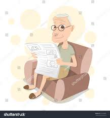 Cartoon Old Man Sitting On Sofa And… Stock Photo 355190366 ... Old Man In A Rocking Chair Drawing Amino Man In A Rocking Chair Stock Illustration Download Cartoon At Getdrawingscom Free For Personal Woman With Cat Her Vector Illustration Can We Live Longer But Stay Younger The New Yorker Ethnic Farmer Patingvalleycom Explore Tom And Jerry 036 Rockin 1947 Steve Gray Having Coffee Parot Saying Tick Tock Toc Of An Old Baby Art Reading News Paper Clipart 20 Free Cliparts