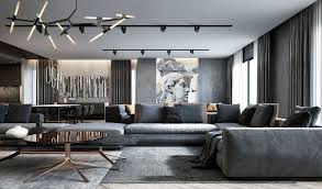 100 Luxury Apartment Design Interiors LUXURY APARTMENT On Behance Salon In 2019 Apartments