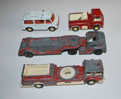 100 Tootsie Toy Fire Truck Vintage Antique S And Ambulance Rescue