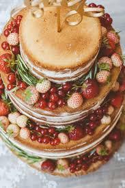 Hochzeitstorte Mit Erdbeeren Und Limetten Berry Wedding Cake