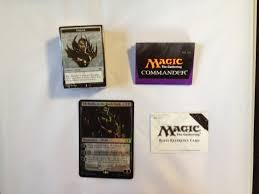 Magic The Gathering Edh Deck Box by Spartannerd Unboxing And Review U2026commander 2014 U201csworn To Darkness