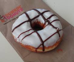 Pumpkin Latte Lite Dunkin Donuts by Bagel Mouthful Of Sunshine