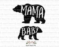 Mama Bear Clipart 46824