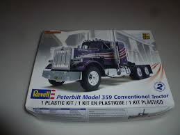 NEW IN BOX PETERBILT TRUCK MODEL 359 REVELL NIB 85-1506 BIG RIG US ... Em Tharp Inc Semi Truck Parts Accsories Big Rigs 18 Wheelers Truckidcom Cdl School San Antonio Best Price 623 792 0017 Click Rig Opening Hours 380a Maitland Dr Beville On Orders Soaring On Growing Freight Demand Wsj Engines Industry Technopow Trucking Flat Tops Pinterest And Rig Trucks 2015 Shell Rotella Super Participants Youtube Jsen Trailers Wraps Transport Advertising 142 Full Fender Boss Style Stainless Steel Raneys Kenworth W900 Amistartrucks Truckparts Chrome Accsories Vantage Peterbilt
