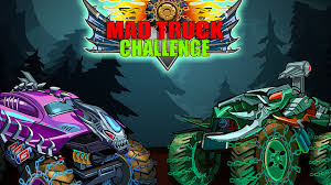 100 Mad Truck Challenge Racing 30 Mod Apk Unlimited Money For