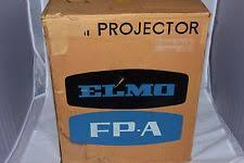 elmo 8mm vintage projectors screens ebay