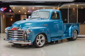 100 1953 Gmc Truck GMC 5Window Pickup Classic Cars For Sale Michigan Muscle