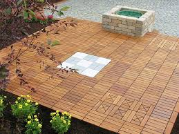 Ipe Deck Tiles This Old House by Interlocking Wood Deck Tiles Teak Doherty House Easy