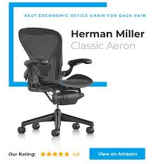 Licious Best Office Chair For Back Pain Sufferers Relief ... 8 Best Ergonomic Office Chairs The Ipdent Top 16 Best Ergonomic Office Chairs 2019 Editors Pick 10 For Neck Pain Think Home 7 For Lower Back Chair Leather Fniture Fully Adjustable Reduce Pains At Work Use Equinox Causing Upper Orthopedic Contemporary Pc 14 Of Gear Patrol Sciatica Relief Sleekform Kneeling Posture Correction Kneel Stool Spine Support Computer Desk