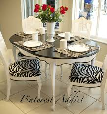 Adding A Little Zebra Never Hurt Anything | Painted Furniture ...