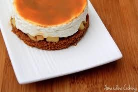 dessert aux pommes sans cuisson recette de cheesecake sans cuisson aux spéculoos pommes et