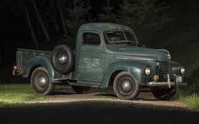100 1946 International Truck Ready To Work K1 Barn Finds Pinterest