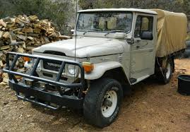 Hemmings Find Of The Day – 1979 Toyota FJ45 Land Cru | Hemmings Daily