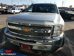 Used 2013 Chevy Silverado 1500 LT RWD Truck For Sale In Ada OK ...
