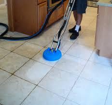 best way to clean textured vinyl flooring