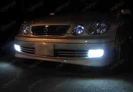 2000 lexus gs300 is a snappy car with led position lights