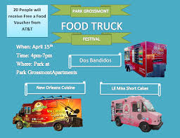 Food Truck Festival At Park Grossmont Apartments In La Mesa, CA ... Food Truck Festival Arlington Park Fotografii De La Spotlight I 2018 Nwradu Blog Atlantic City Home Place Milford 2016 At Eisenhower Bordeaux Au Chteau La Dauphine Terre Vins Truck Rec0 Experimental Stores Igualada Capital Toronto Cafe Lilium Trucks Fight Cold Economy Safety Bill Truffles To Die Coolhaus Pictures Getty Images Greensboro Dtown Nest Eats Fried Chicken W The Free Range Nest Hq Meals On Wheels Campus Times