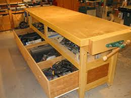 Large Size Of Fascinating Garage Workbench Andage Pictures Ideas Design With Drawers Furniture Accessories Modern