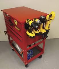 Killer Tools & Equipment Corp. Cordless Tool Garage, No. ART55 In ...