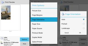 Item You Would Like To Print Except For Google Docs And Documents On Your SD Card Other Items Can Change Page Orientation In Preview
