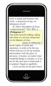 iPhone Bible Software Will Access up to 10 000 Books