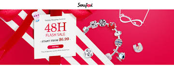 Soufeel 48H FLASH SALE STARTING FROM $6.99 #jewellery ... Soufeel Discount Code August 2018 Sale New Glam Charms For My Soufeel Cybermonday Up To 90 Off Starts From 399 Personalized Jewelry Feel The Love Amazoncom Soufeel April Birthstone Charm White 925 Coupon Promo Codes Discounts Couponbre My New Charm Bracelet From Yomanchic Build An Amazing Bracelet With Here We Go Crafty Moms Share Review Mommy Time 20 Off Coupon Is Here Milled Happy Anniversary Me Giveaway