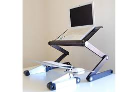 Bedroom Laptop Stand For Standing Desk At