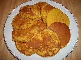 Pumpkin Pancakes With Gluten Free Bisquick by Pumpkin Pancakes Recipe 6 Just A Pinch Recipes
