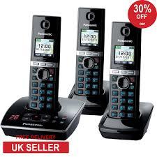 Panasonic KX-TG 8063 Trio Cordless Phone With Integrated Answering ... Panasonic Cordless Phone And Answering Machine With 2 Kxtgf342b Voip Phones Polycom Desktop Conference Kxtgc223als Reviews Productreviewcomau Design Collection Phone Answering Machine Voip8551b Kxtgp550 Sip System Kxtg6822eb Twin Dect Telephone Set Amazonco Officeworks Kxtg5240m 58 Ghz Fhss Gigarange Supreme Expandable Kxtgp0550 For Smb Youtube Kxtgp 500 Buy Ligo Amazoncom Kxtgd220n 60 Digital Corded Home Office Telephones Us