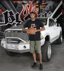 San Antonio Spurs Deliver Tim Duncan's Truck, Holt Cat Sponsors ... Lifted Chevy Trucks For Sale In San Antonio Texas Best Truck Resource Driver In Custody After 9 Suspected Migrants Are Found Dead Taylor Waste Former Heil Durapack Python Youtube Food Bank An Inside Look On How To Build A Truck At Toyotas Plant Mister Softee Roaming Hunger A Retro Twinkie Is Up For Sale Antonios Craigslist Monster Jam 2015 Rent Moving Raw Vegan And Organic Rise Up Localsugar Pleads Guilty Deadliest Immigrantsmuggling Incident Hams Blog Archive Mm23 Ups Loading Supplies