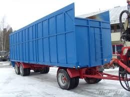 Used -peravaunu-autoon-tai-traktoriin Logging Trucks Price: $6,985 ...