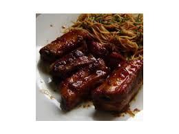 cuisine chinoise porc travers de porc à la chinoise by toutounette61 on espace