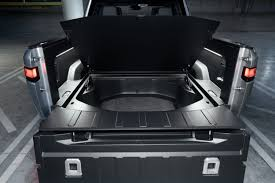 Rivian RT1 Battery-powered Electric Pickup Ute Car Table Pickup Truck Storage Drawer Buy Drawerute In Bed Decked System For Toyota Tacoma 2005current Organization Highway Products Storageliner Lifestyle Series Epic Collapsible Official Duha Website Humpstor Innovative Decked Topperking Providing Plastic Boxes Listitdallas Image Result Ford Expedition Storage Travel Ideas Pinterest Organizers And Cargo Van Systems Pictures Diy System My Truck Aint That Neat