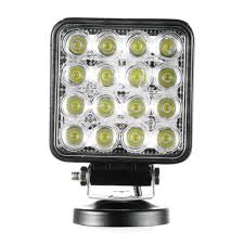 48W LED Work Light 5D Lens Truck OffRoad Tractor Flood Lights 12V ... 1pcs Ultra Bright Bar For Led Light Truck Work 20 Inch Dc12v 24v Led Truck Tail Light Bar Emergency Signal Work Yescomusa 24 120w 7d Led Spot Flood Combo Beam Ip68 100w Cree Lamp Trailer Off Road 4wd 27w 12v Fo End 11222018 252 Pm China Actortrucksuvuatv Offroad Yintatech 28 180w 2x Tractor Lights Worklight Lamp 4inch 18w 40w Nsl04b40w Trucklite 81335c 81 Series Pimeter Flush Mount 4x2 Trucklites Signalstat Line Now Offers White Auxiliary Lighting