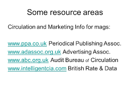 audit bureau of circulation introduction to magazines what is the magazine industry ppt