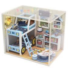 Amazoncom ROBOTIME Miniature Dollhouse Decorations With